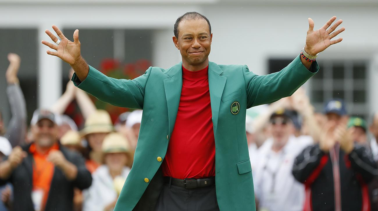 flipboard  video  tiger woods reacts to winning the 2019