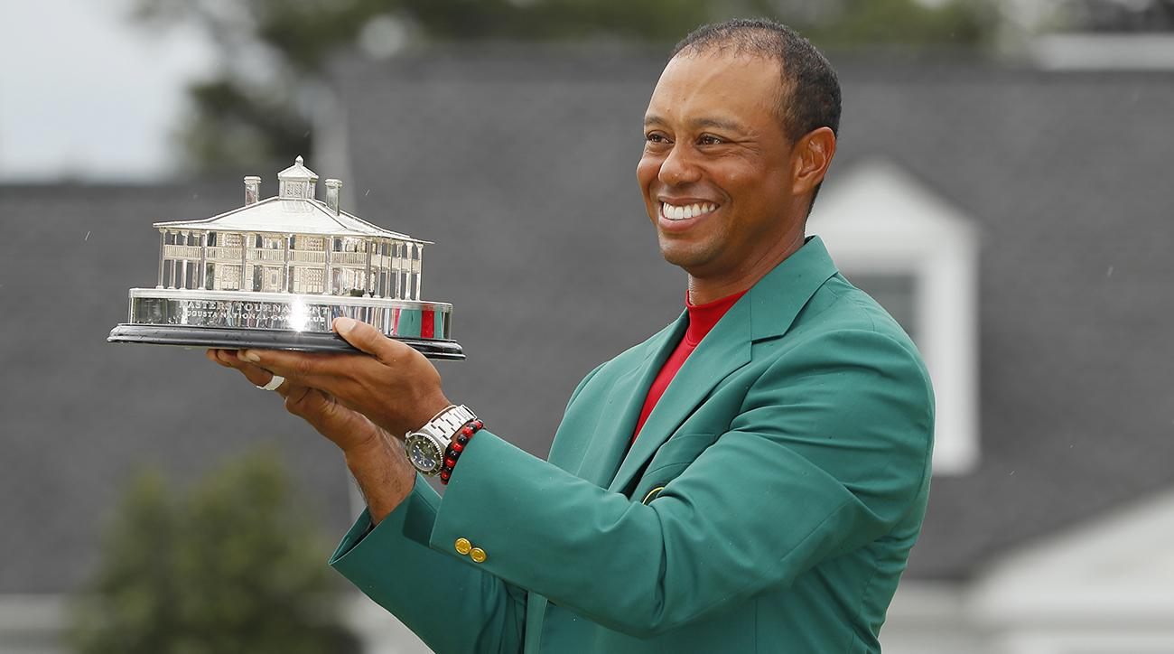 Ranking Each of Tiger Woods's 15 Major Championship Victories