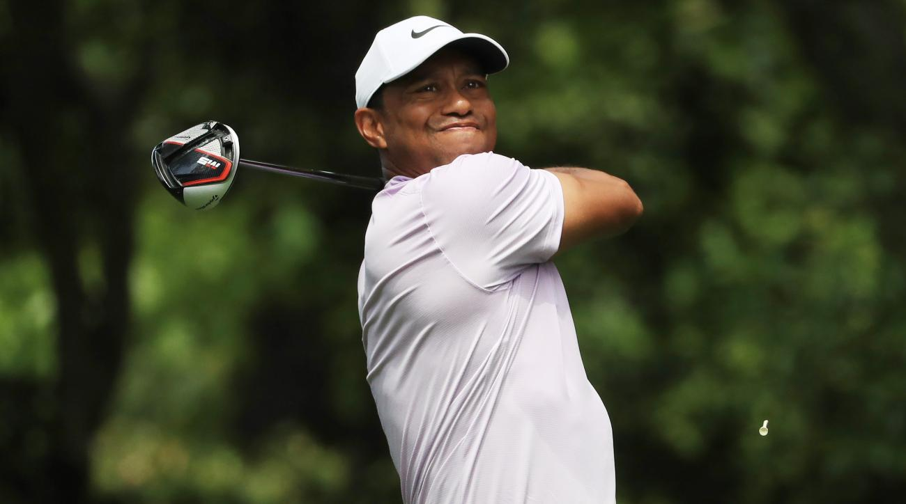 tiger woods masters live updates  track final round at
