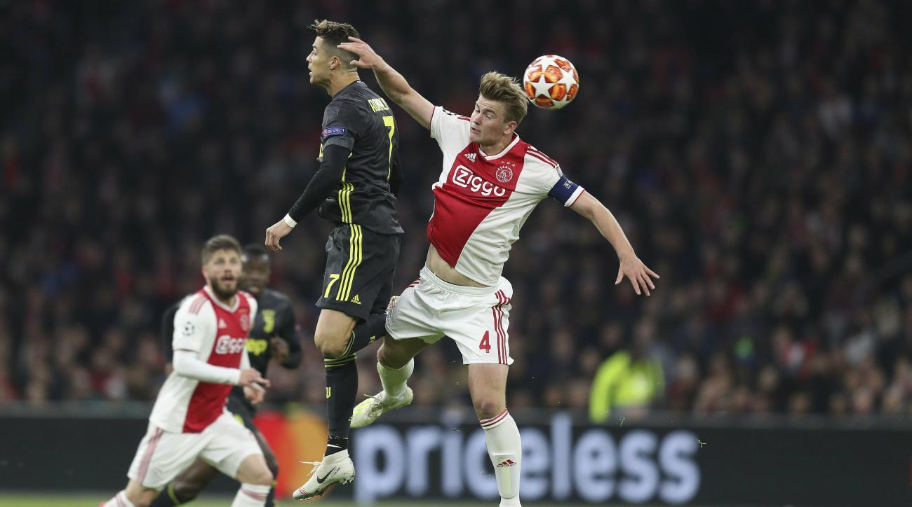 Flipboard: Juventus Vs Ajax Prediction: Champions League