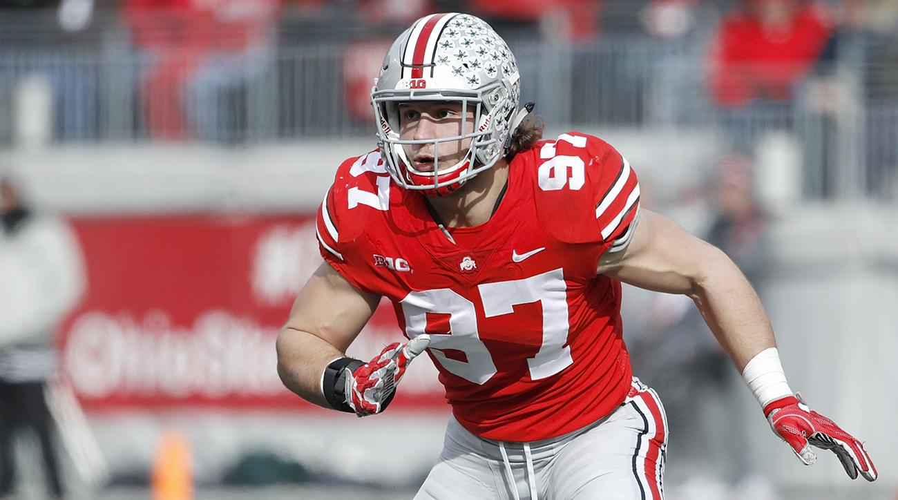 Ohio State edge rusher Nick Bosa tops the 2019 NFL draft rankings