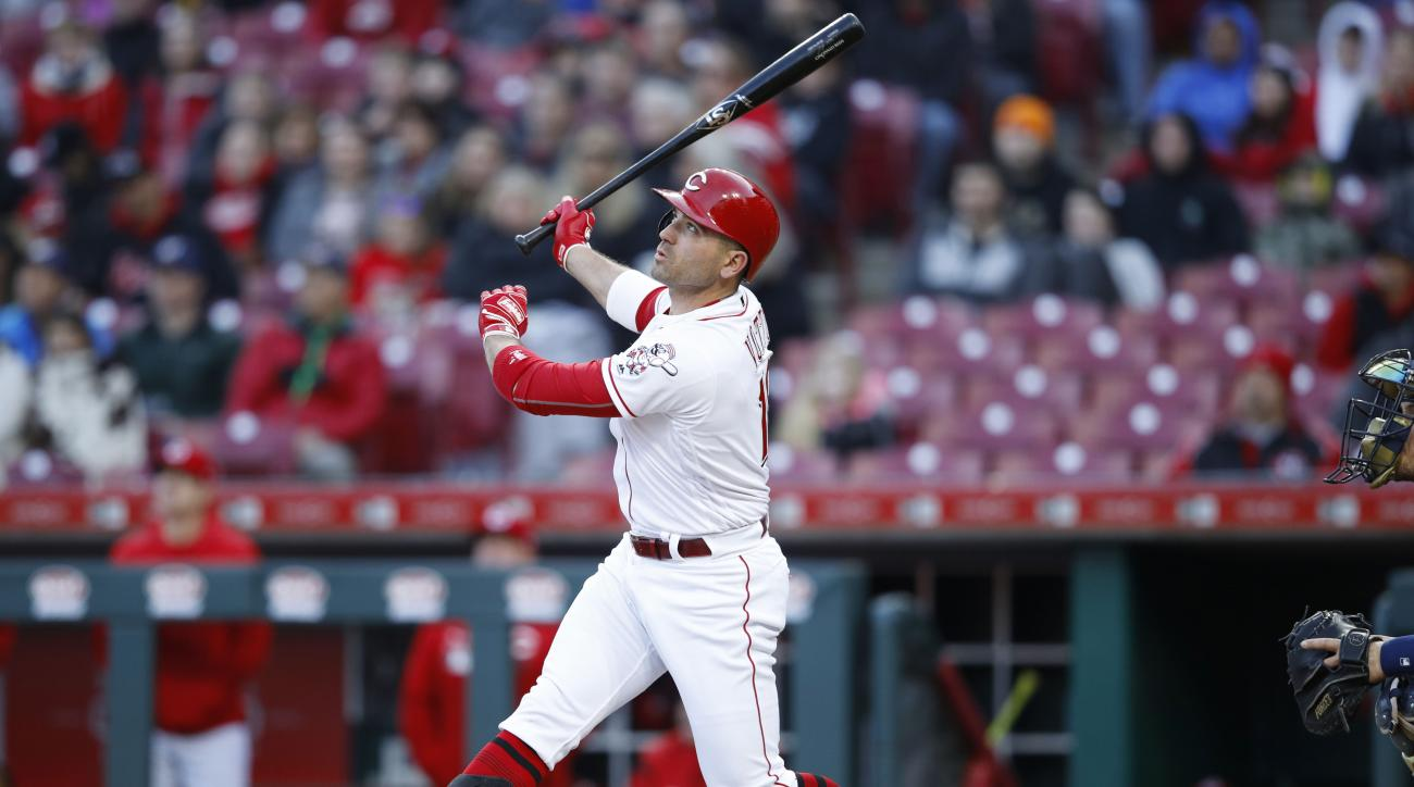 Ranking Joey Votto's Short History of Infield Pop-Ups