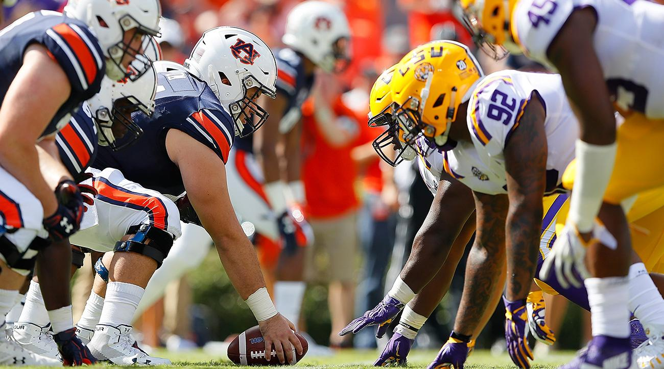 College football mailbag: Tiger Woods and SEC Tigers