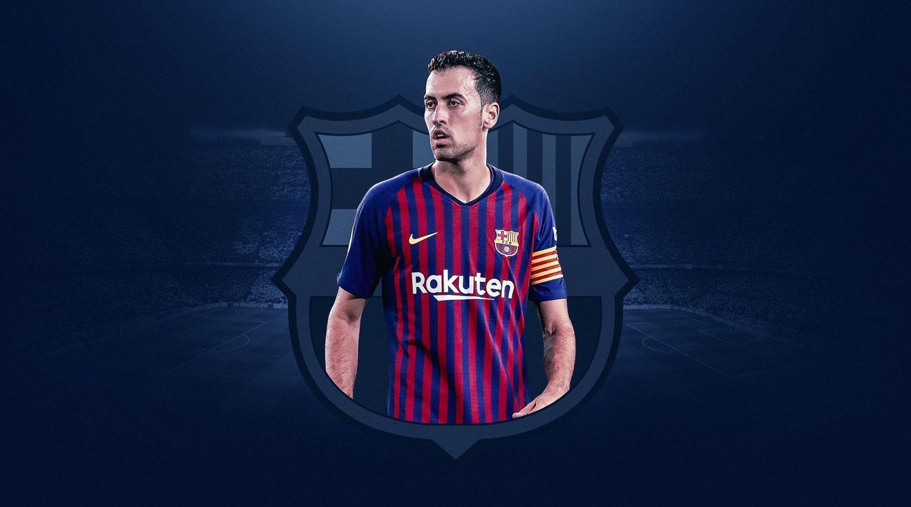 Sergio Busquets: Barcelona veteran on club's changes, his