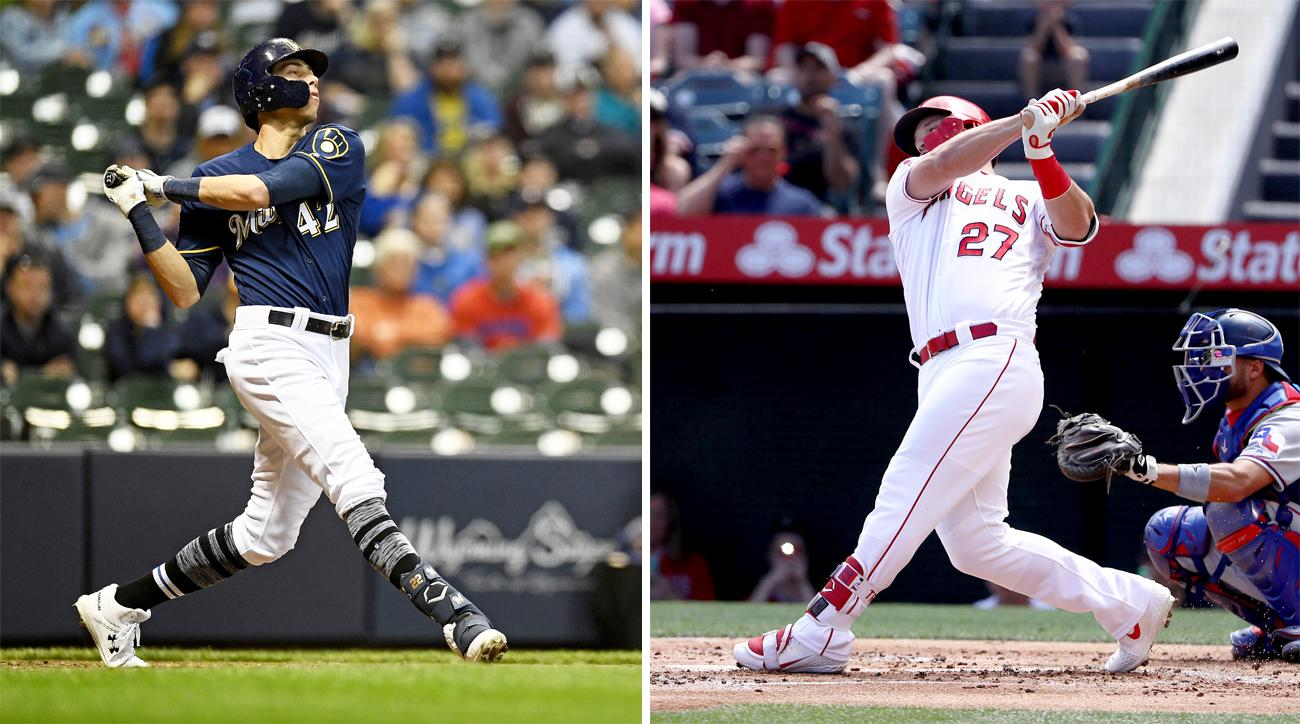 Mike Trout, Christian Yelich and Our Favorite Small Sample Sizes of 2019