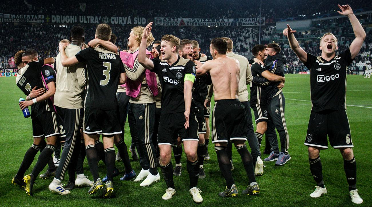 The Beauty and Fragility of Ajax's Champions League Run