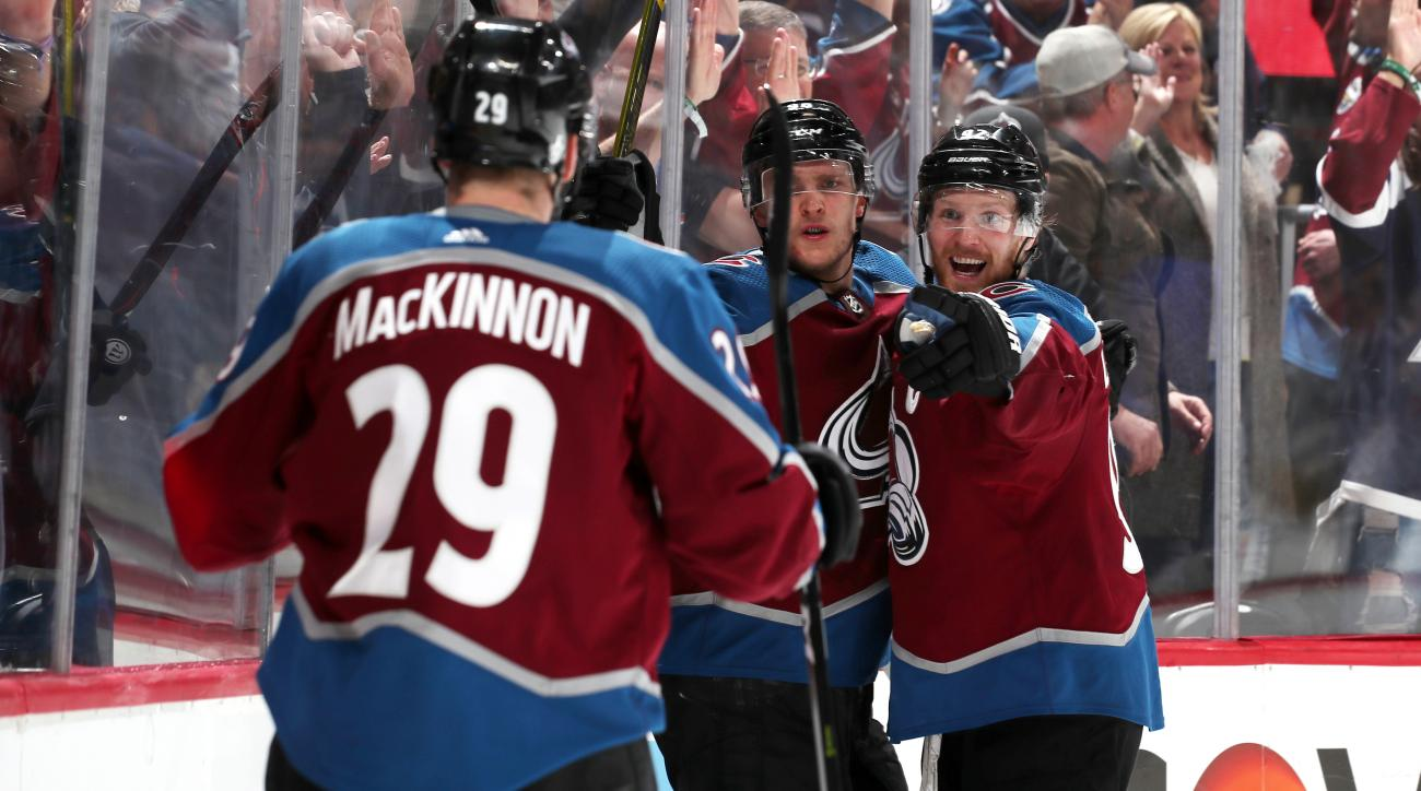 Playoff Roundup: Avalanche Push Flames to Brink to Set Up Potential First-Round Shocker