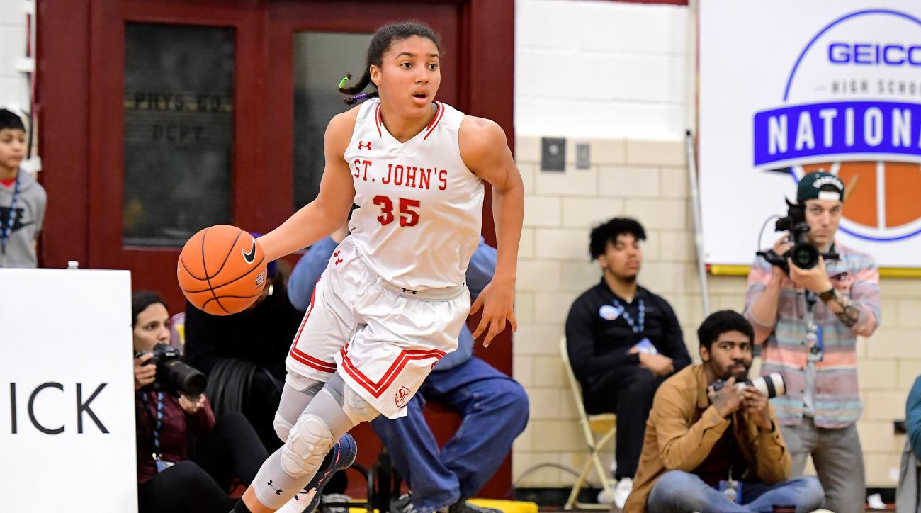 Report: Gatorade Player of the Year Azzi Fudd Tears ACL, MCL at USA Basketball Event
