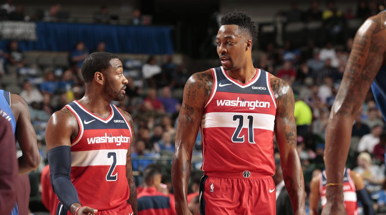 Report: Dwight Howard Opts In for Second Season With Wizards
