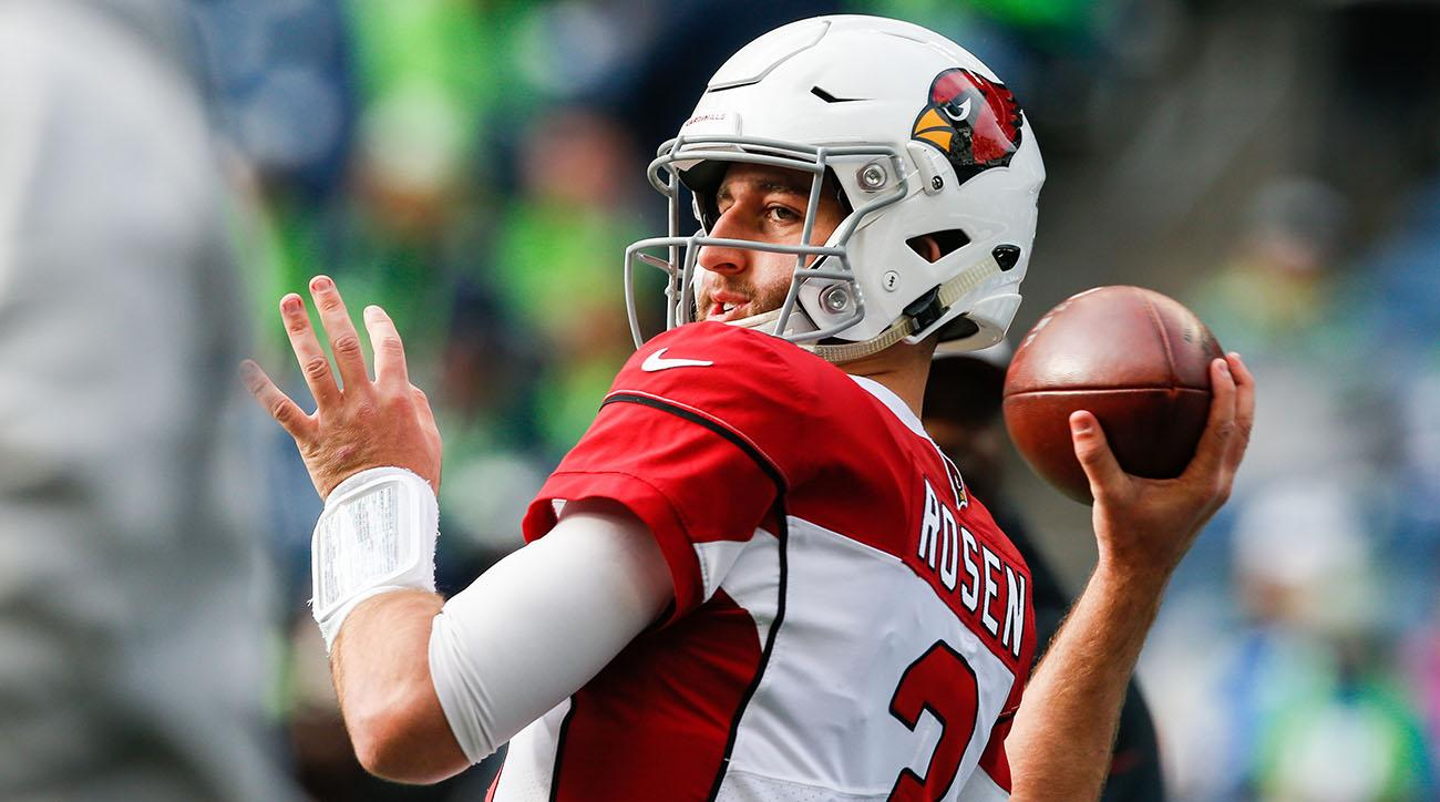 Josh Rosen Breaks Silence, Calls Uncertainty With Cardinals 'Annoying'