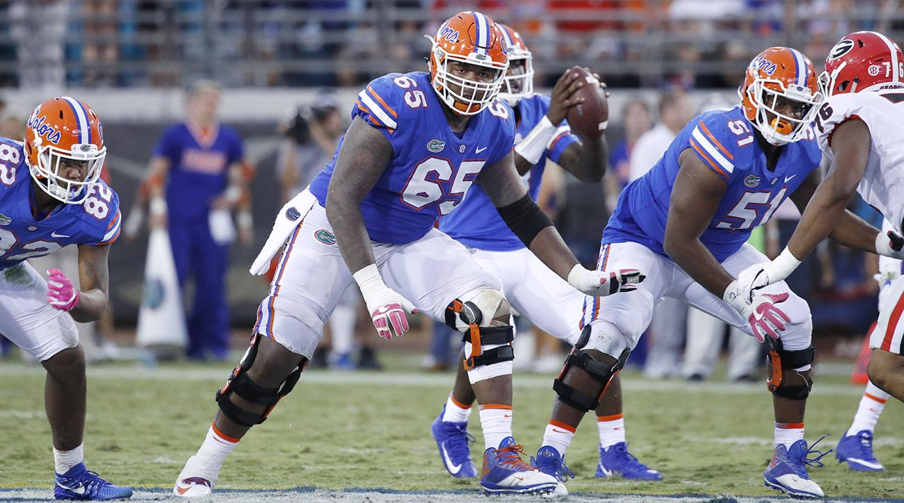 Nfl Best Offensive Lines 2019 2019 NFL draft position rankings: offensive line | SI.com
