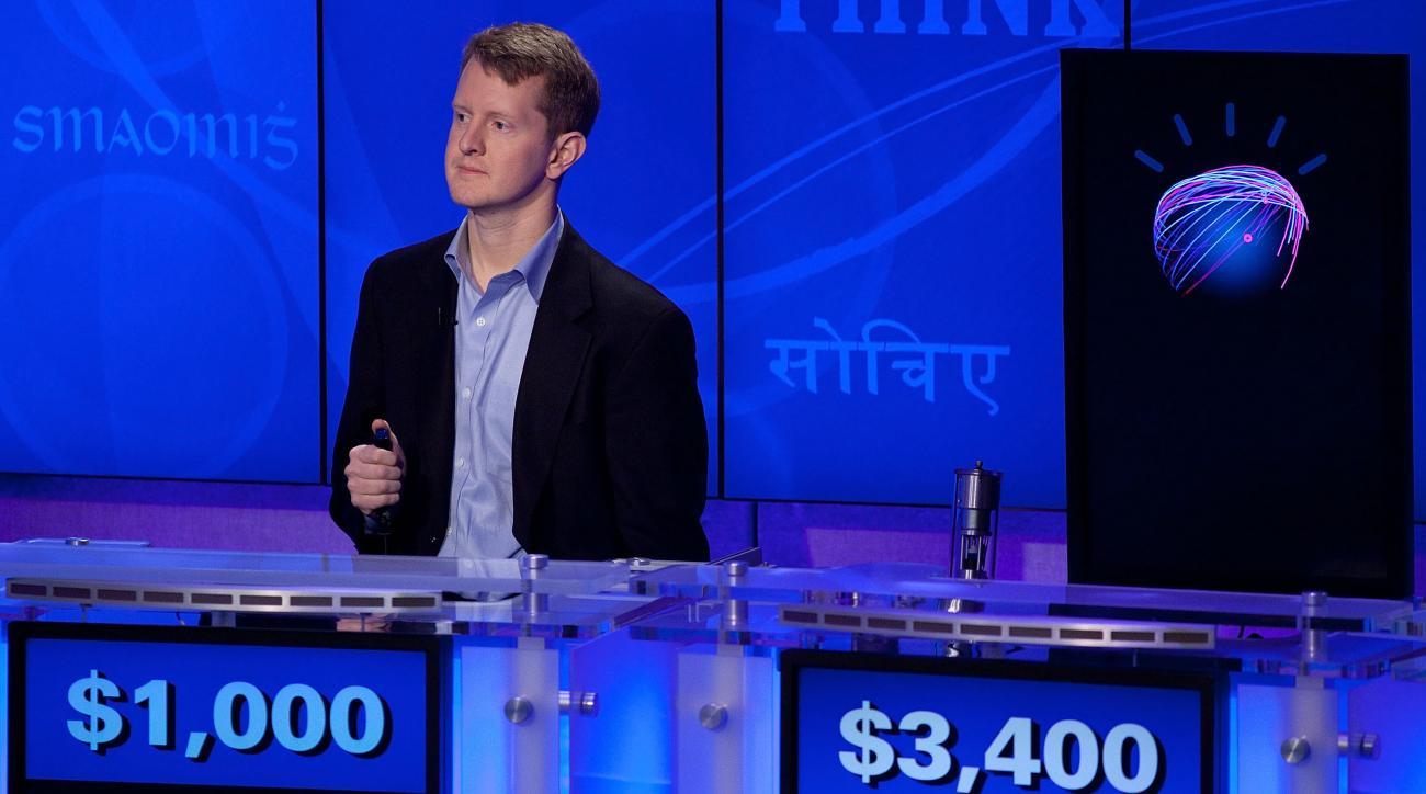 Ken Jennings jeopardy winning streak