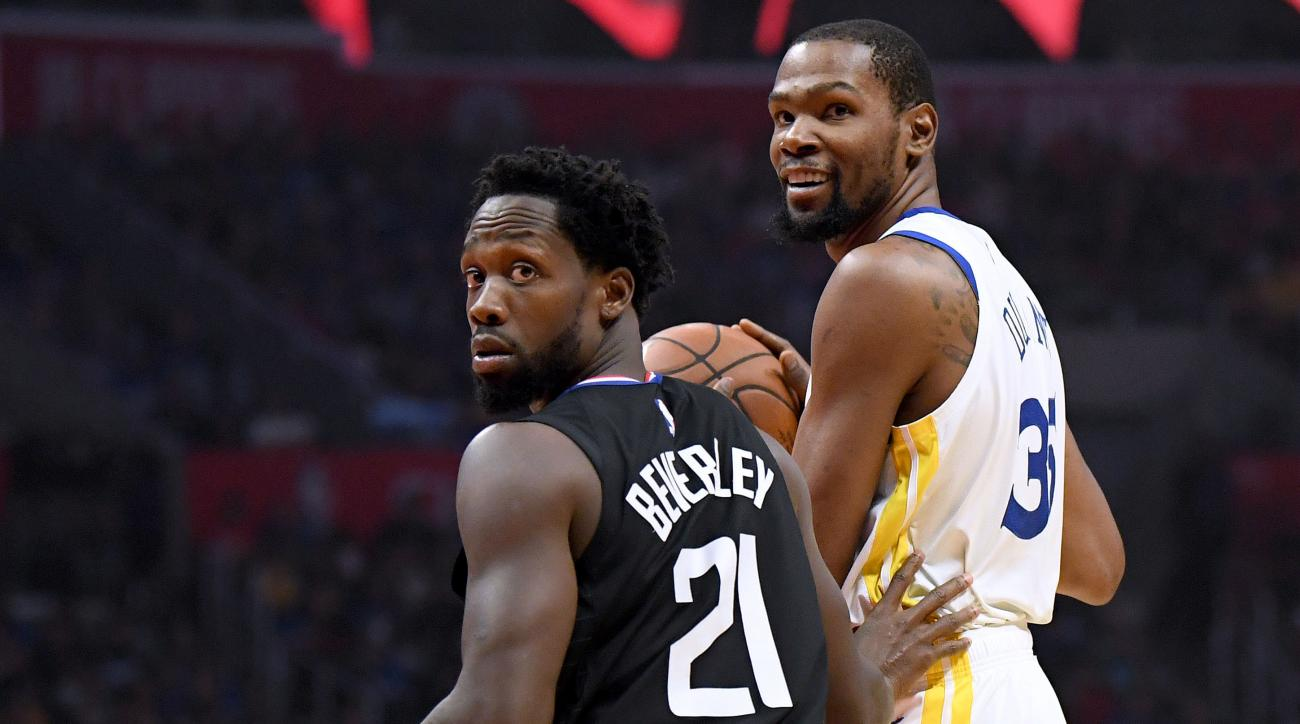 a8849622570 Kevin Durant Chooses to Crush the Clippers Rather Than Toy With Them