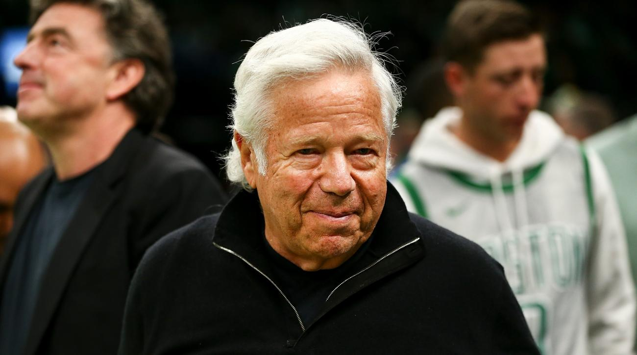 Report: Robert Kraft Leaked Spa Video For Sale, Attorney's Seek Protective Order