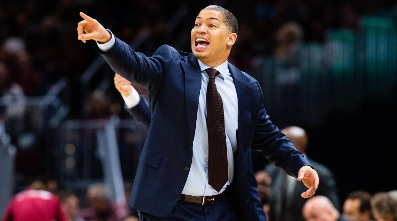 Report: Lakers Want Second Meeting With Tyronn Lue, Monty Williams About Head Coaching Vacancy