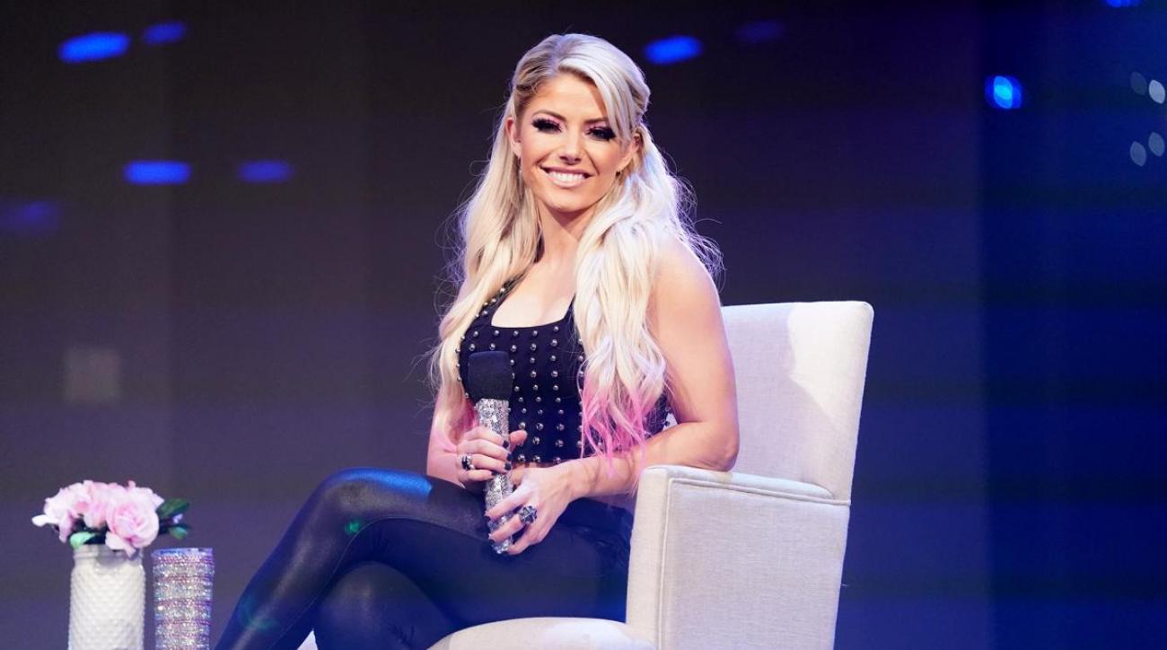 Alexa Bliss: WWE star on WrestleMania, NXT origins, more