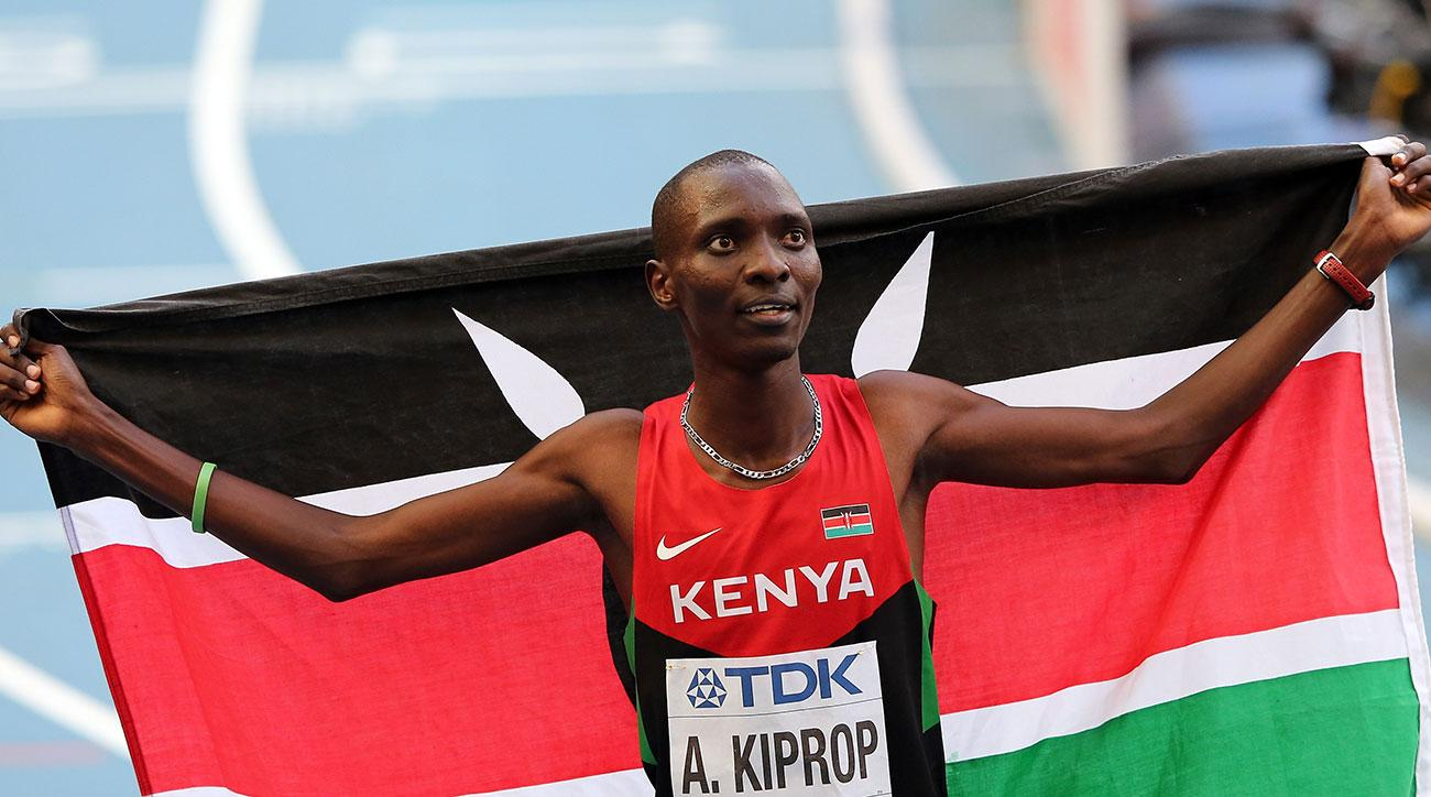 Olympic Champion Asbel Kiprop Banned Four Years For EPO Doping