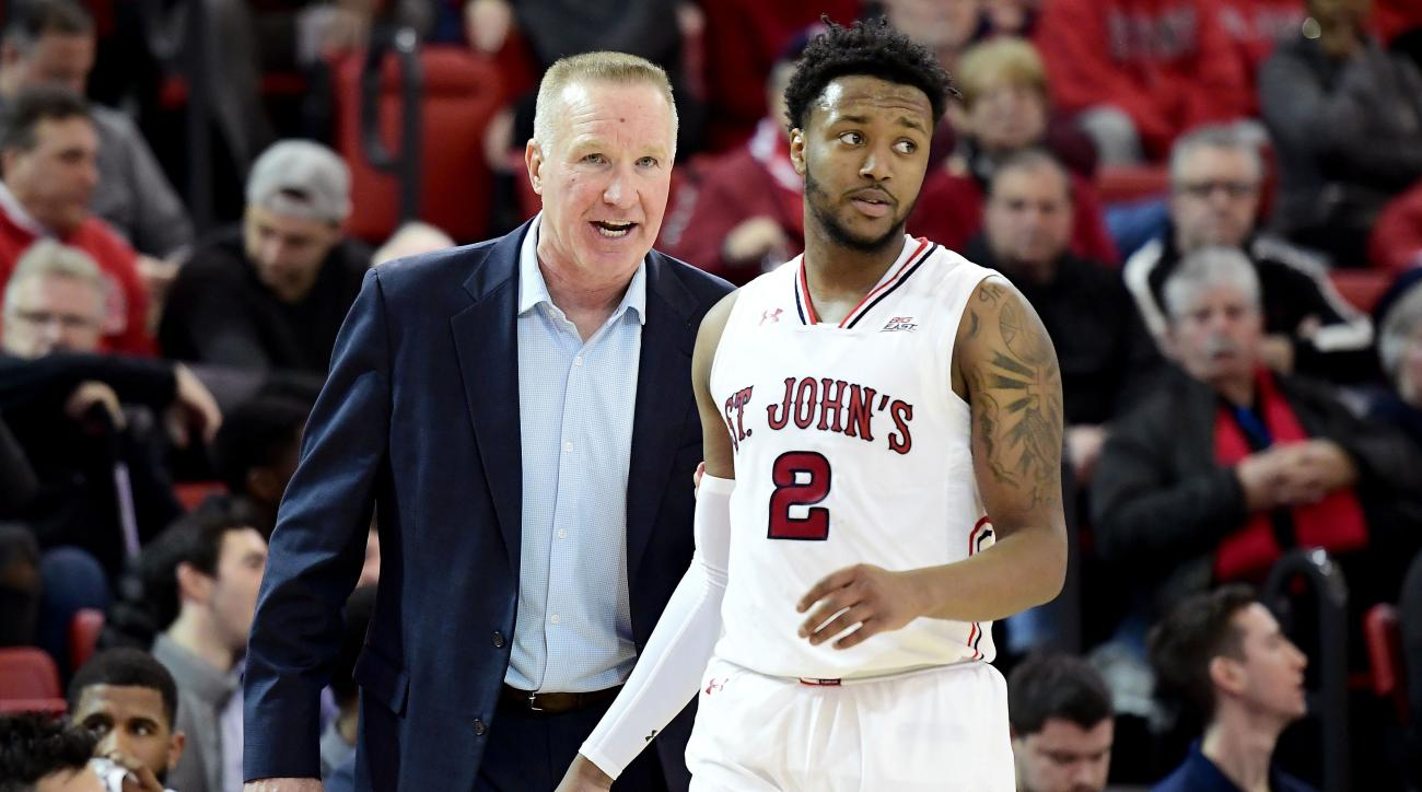 Chris Mullin Says His 'Heart and Gut' Informed His Decision to Leave St. John's