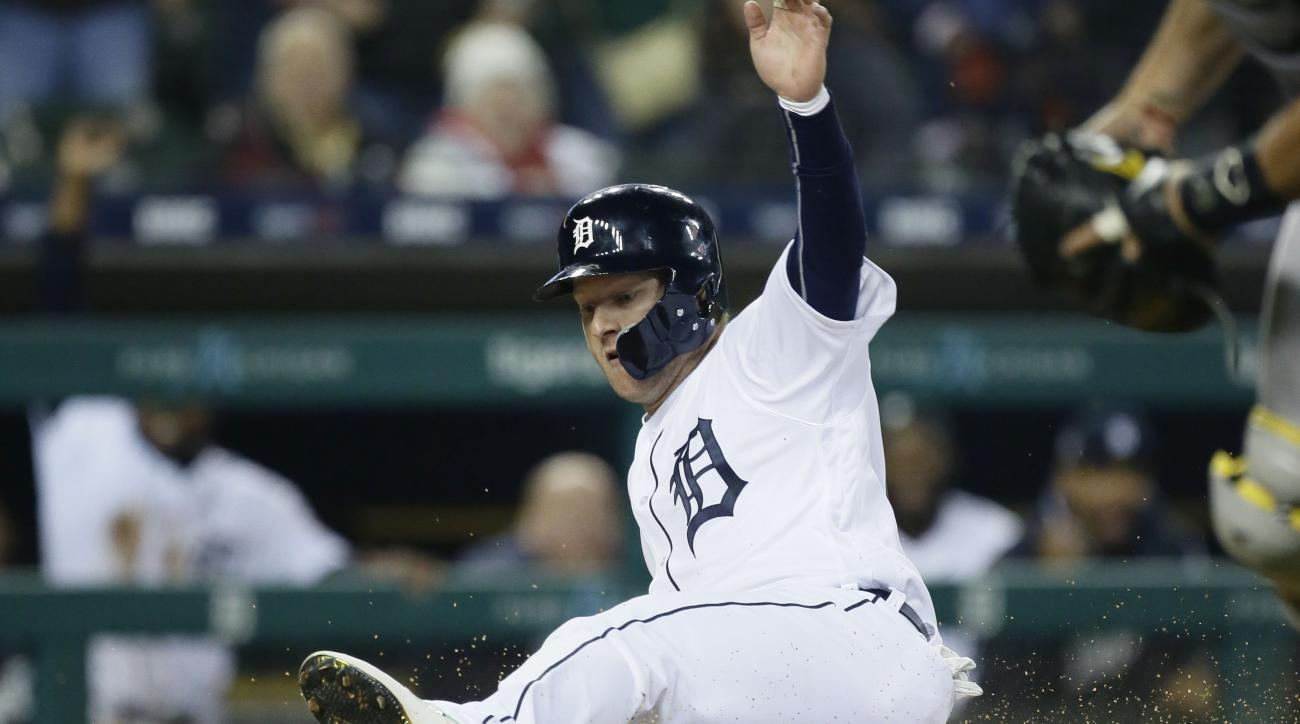 Tigers Outfielder Dustin Peterson Was Nearly 'Decapitated' During Bus Crash While in the Minors