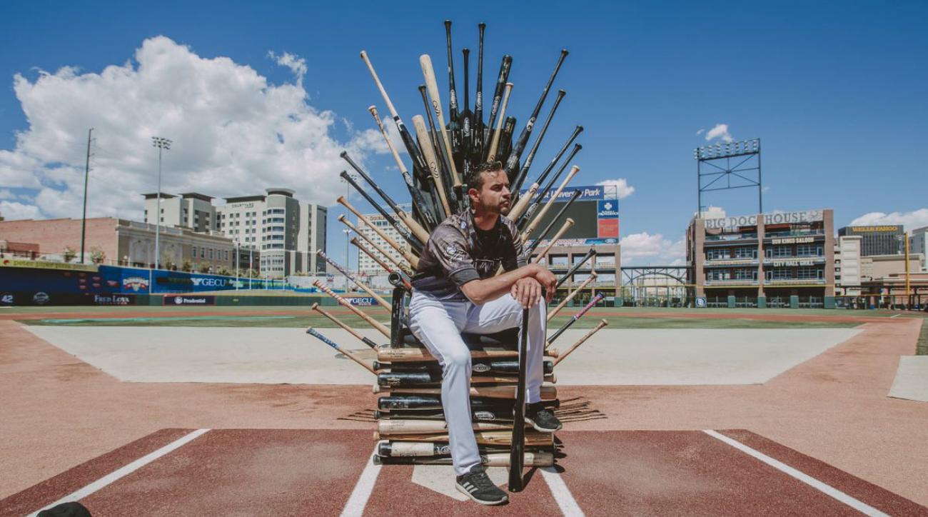 The El Paso Chihuahuas' 'Game of Thrones' Night Even Had a Baseball Bat Throne