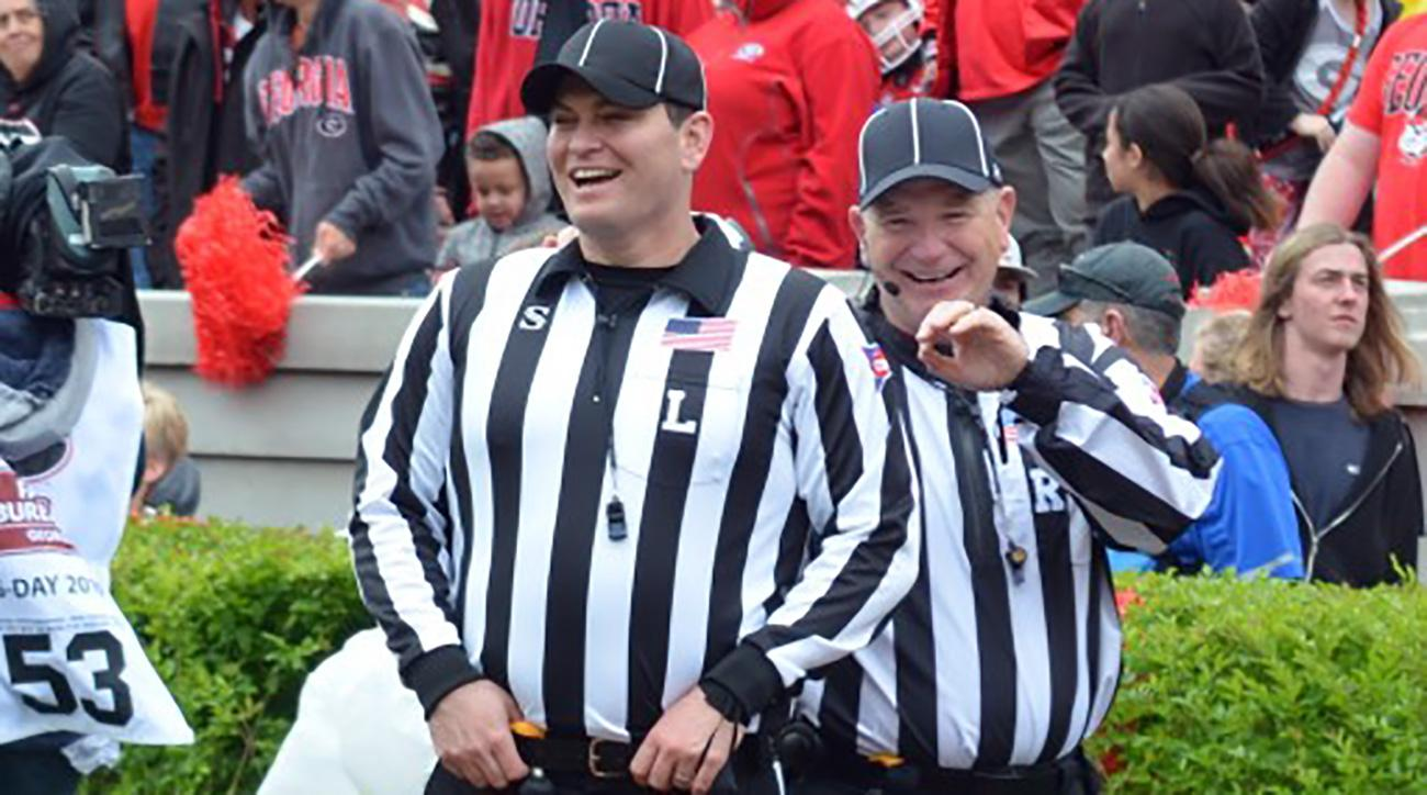 SEC football referees: How to be a line judge