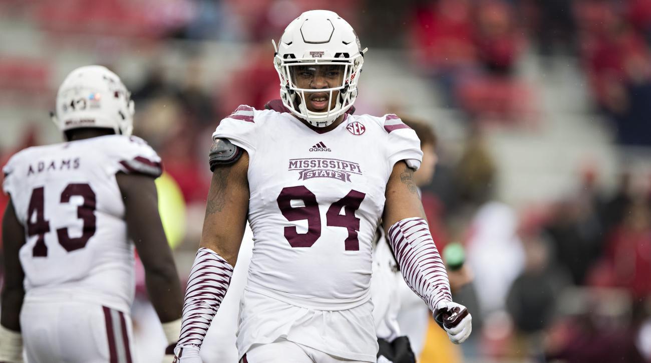 Who Is Former Mississippi State Defensive Tackle Jeffery Simmons?