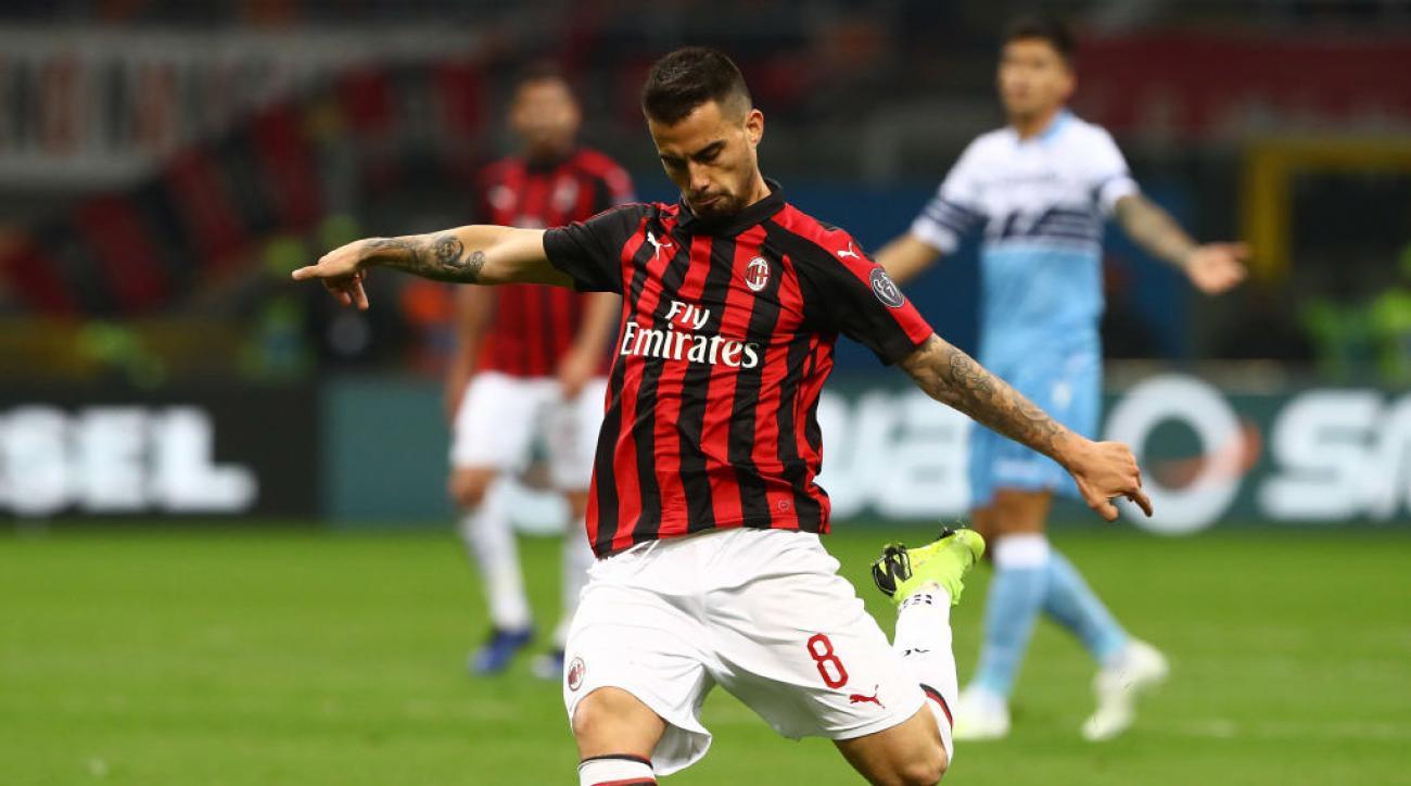 AC Milan vs. Lazio Live Stream, TV Channel: How to Watch Coppa Italia