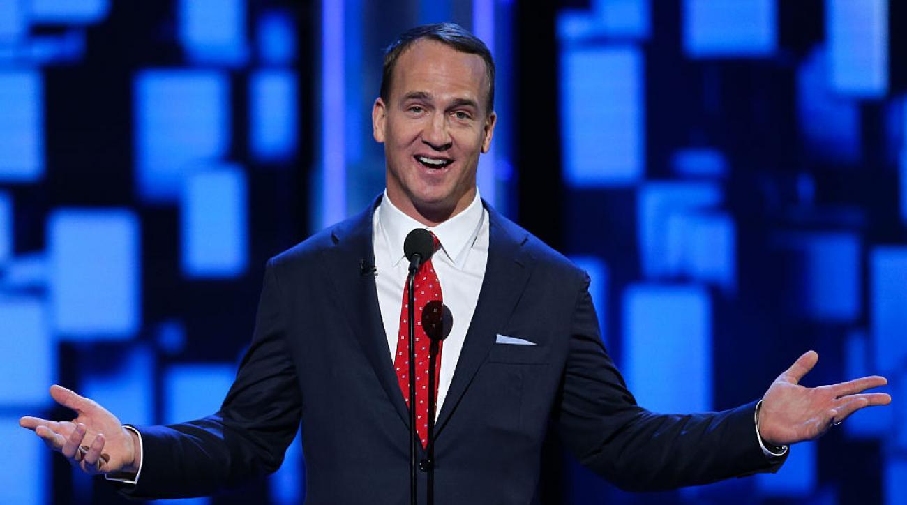 Report: Peyton Manning Won't Join ESPN's 'Monday Night Football' Broadcast Team This Season