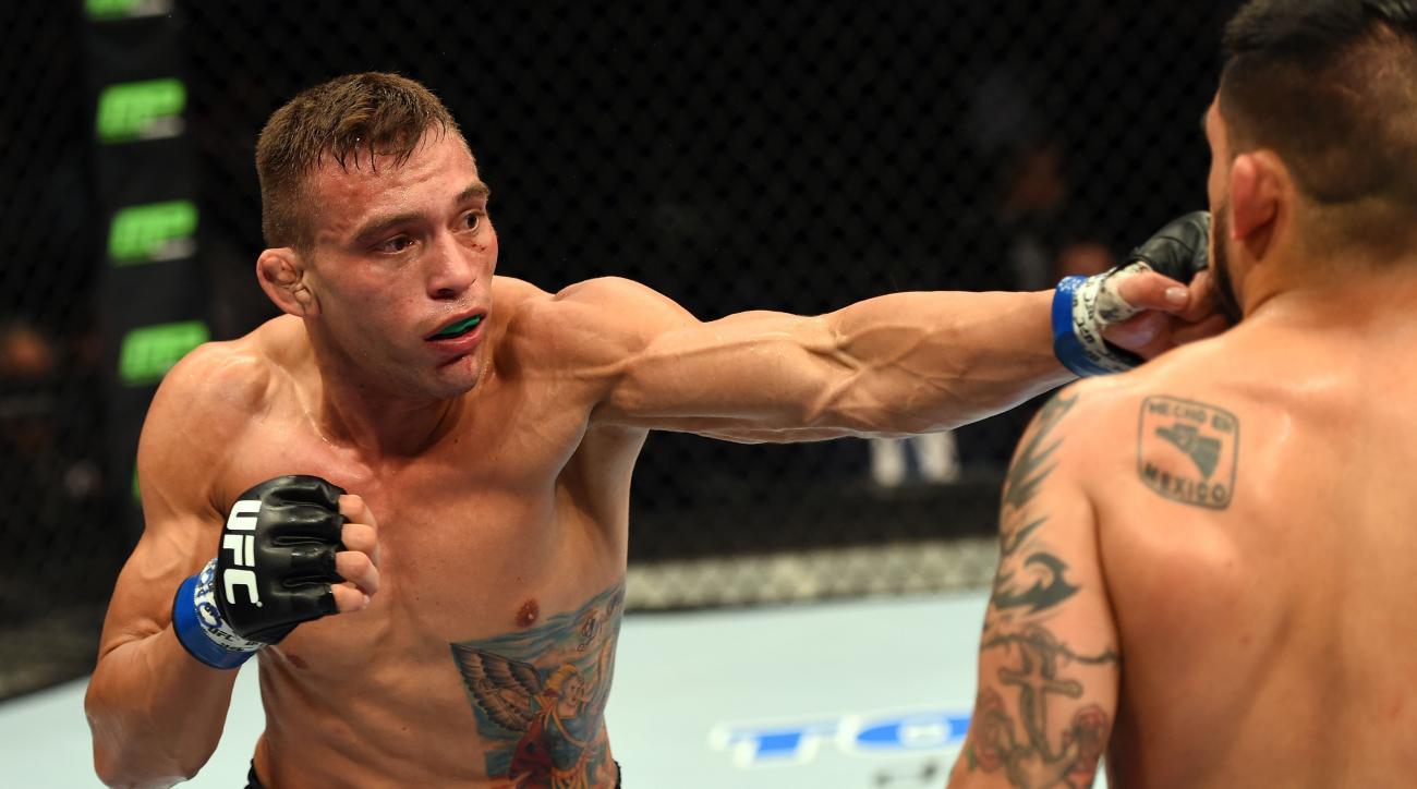 Former UFC Fighter Rodrigo de Lima Killed by Rideshare Driver Following Argument