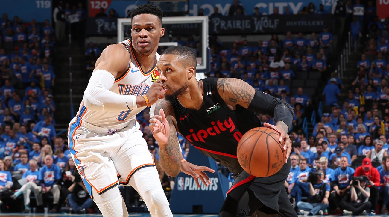 Damian Lillard Is Highlighting Russell Westbrook's Flaws