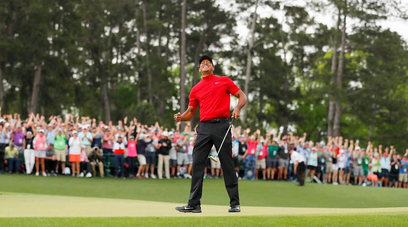 Tiger Woods' Former Caddie Says the Masters Victory 'Re-Energizes the Game'