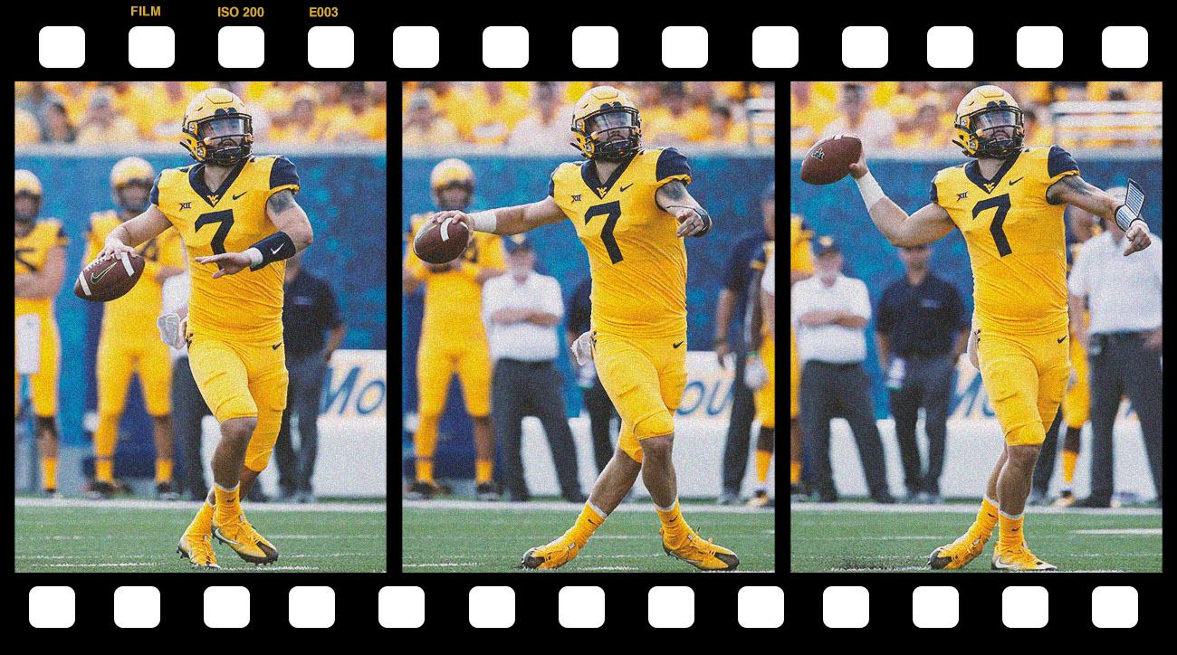 The QB Panel Film Room: Will Grier