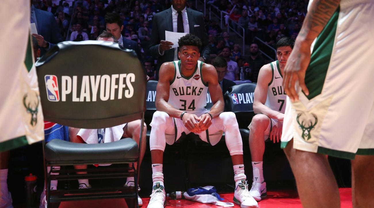 Giannis and the Bucks Have Won a Playoff Series. Now the Real Test Begins