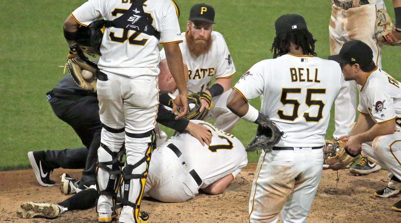 Nick Burdi's Injury Is a Reminder of the Cruelest Reality in Baseball
