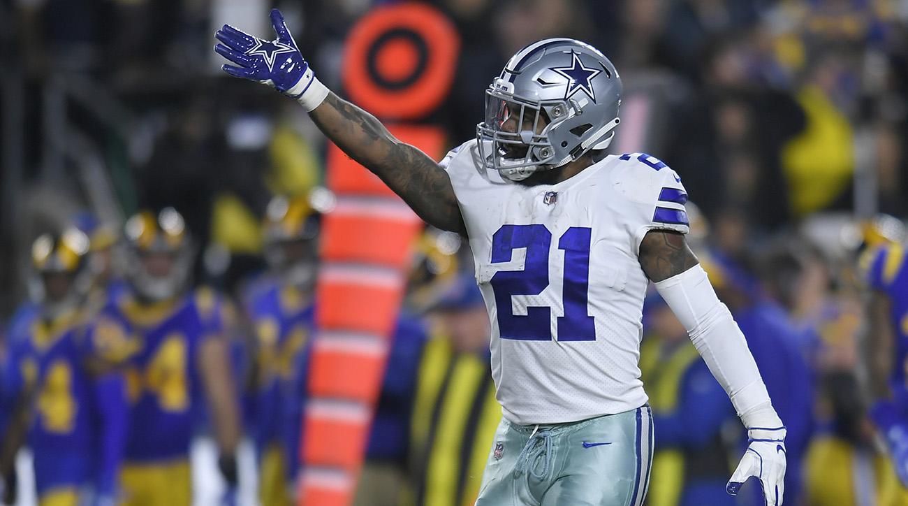 70c5c8f3048 Ezekiel Elliott: Cowboys exercise option on NFL's leading rusher | SI.com