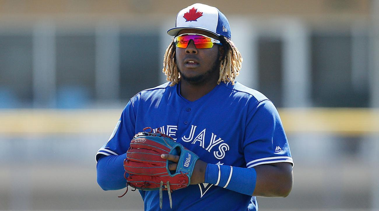 Setting the Bar for Success in Vladimir Guerrero Jr.'s Debut Season