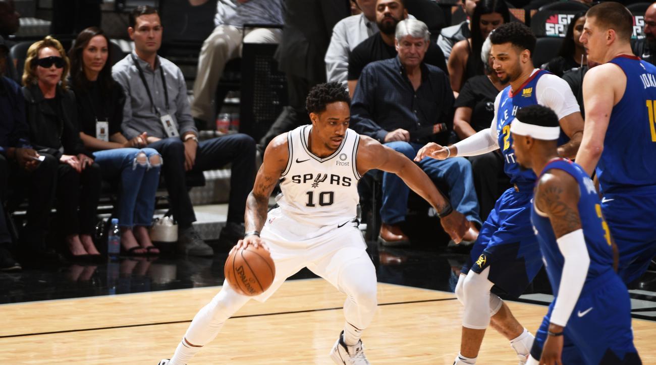 Denver Nuggets v San Antonio Spurs - Game Six
