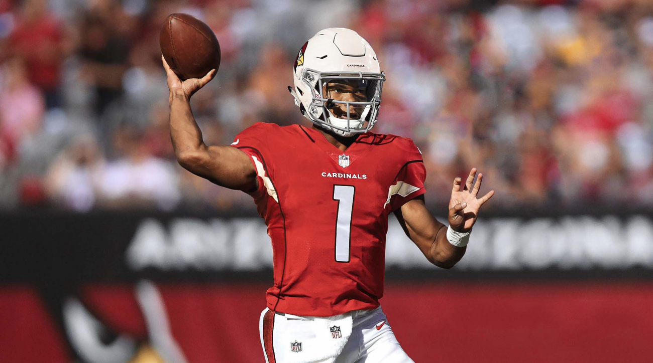 Cardinals QB Kyler Murray