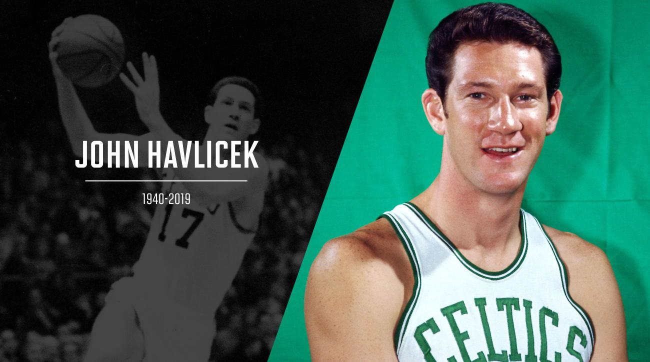Former Celtics Star and Hall of Famer John Havlicek Dies at 79