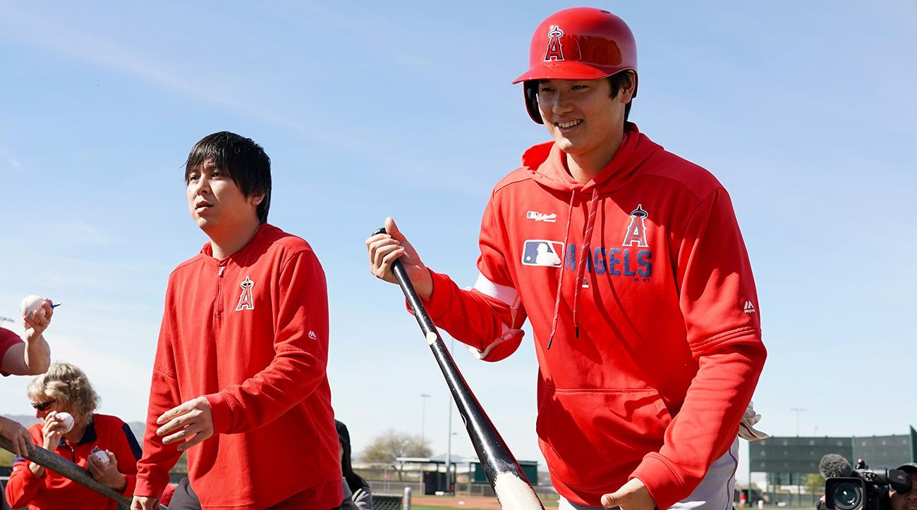 Los Angeles Angels Spring Training