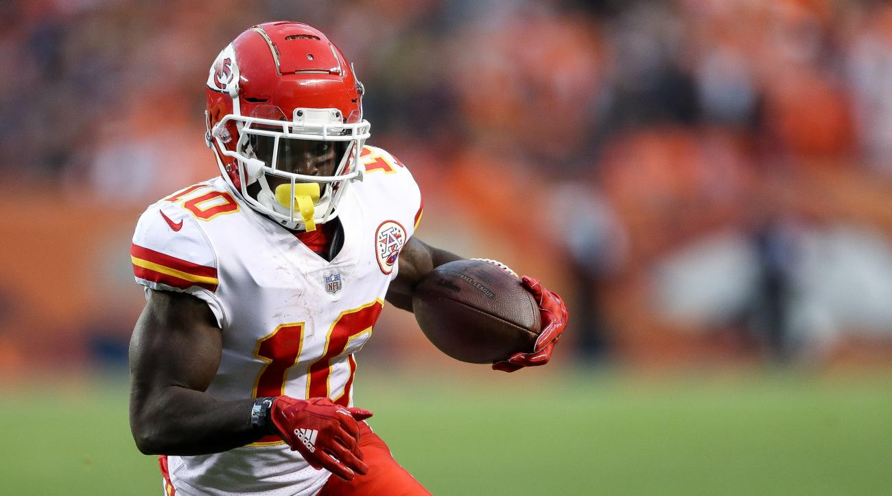 Chiefs Suspend Tyreek Hill After Release of Disturbing Audio Recording