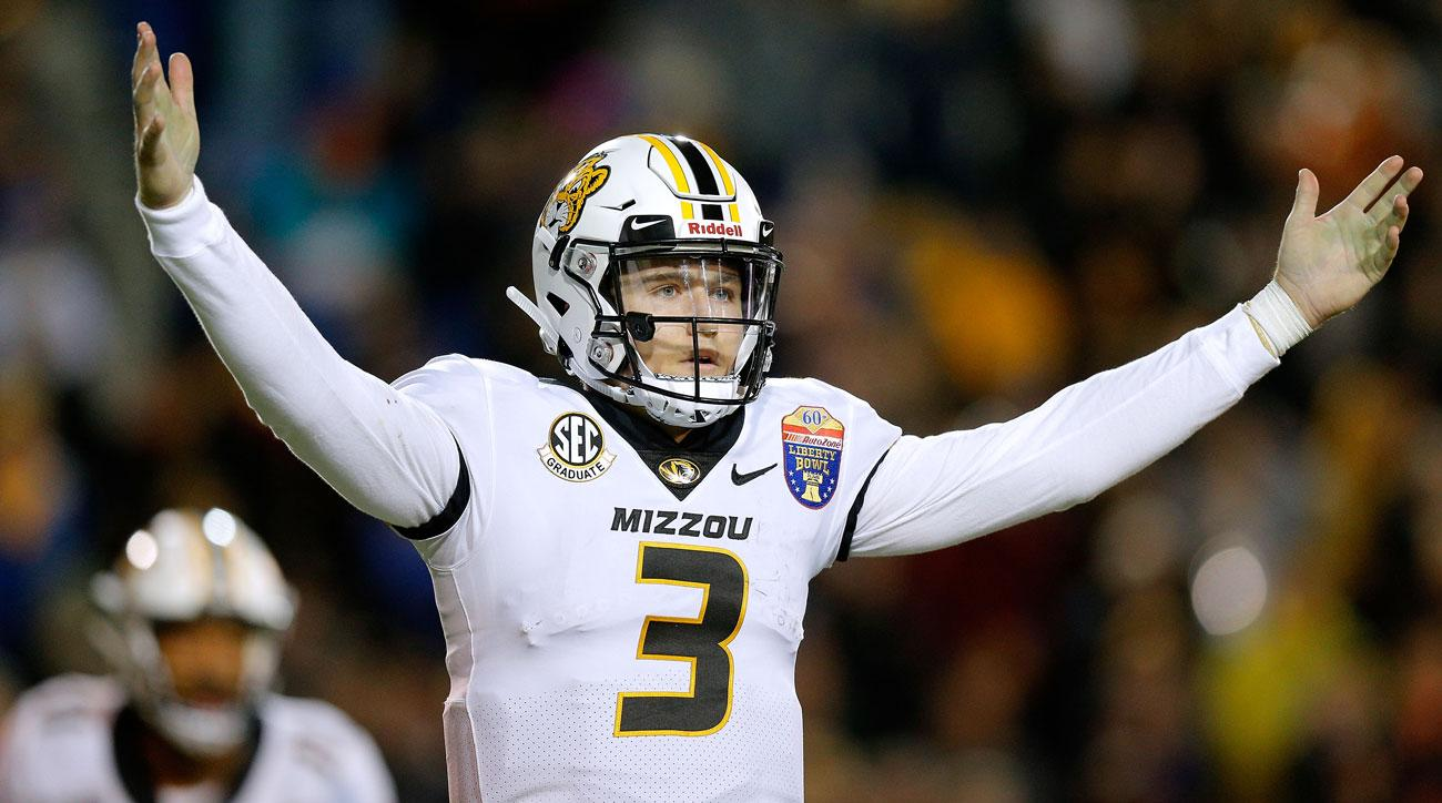 Drew Lock, D.K. Metcalf Among Five Players Left in Green Room After First Round of the 2019 NFL Draft