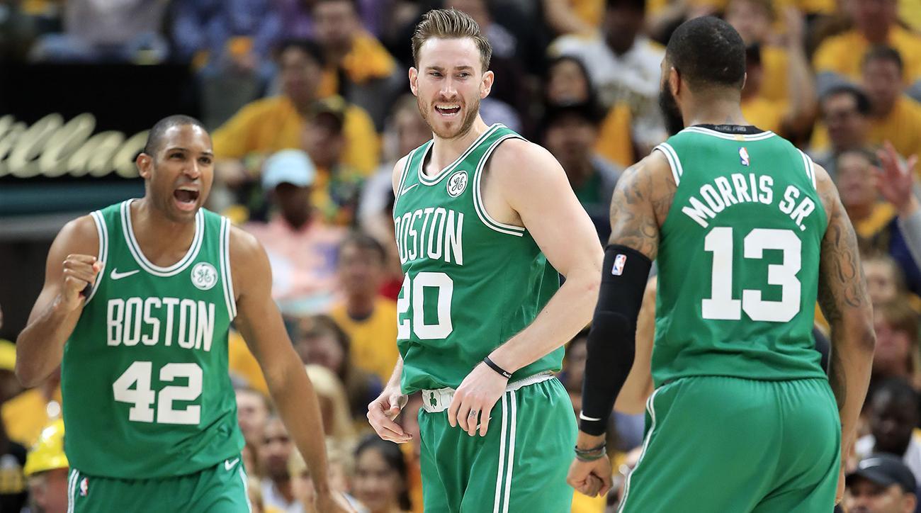 Gordon Hayward: Celtics star has found rhythm in NBA