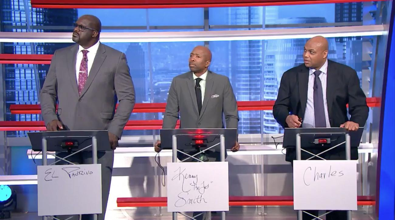 Watch: Inside the NBA Crew Should Retire From Playing Jeopardy!