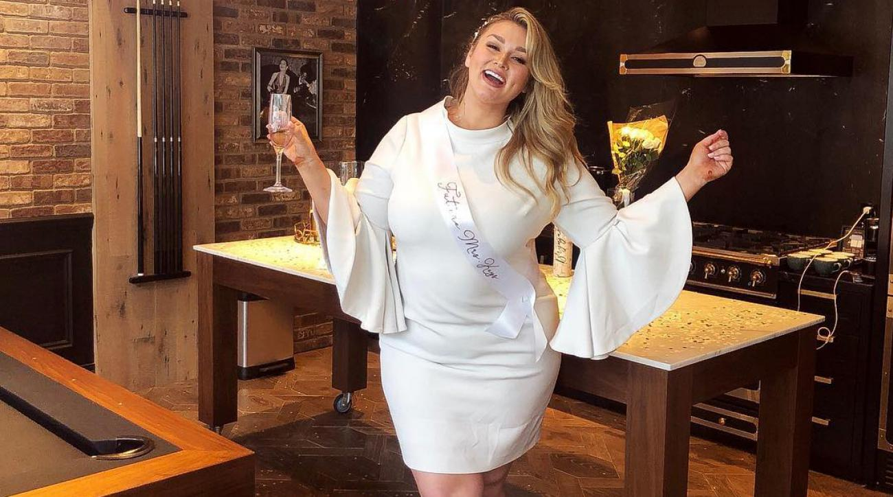 Hunter McGrady says your wedding shouldn't spark a weight loss
