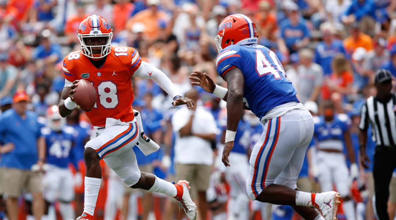 Florida QB Jalon Jones accused of sexual battery