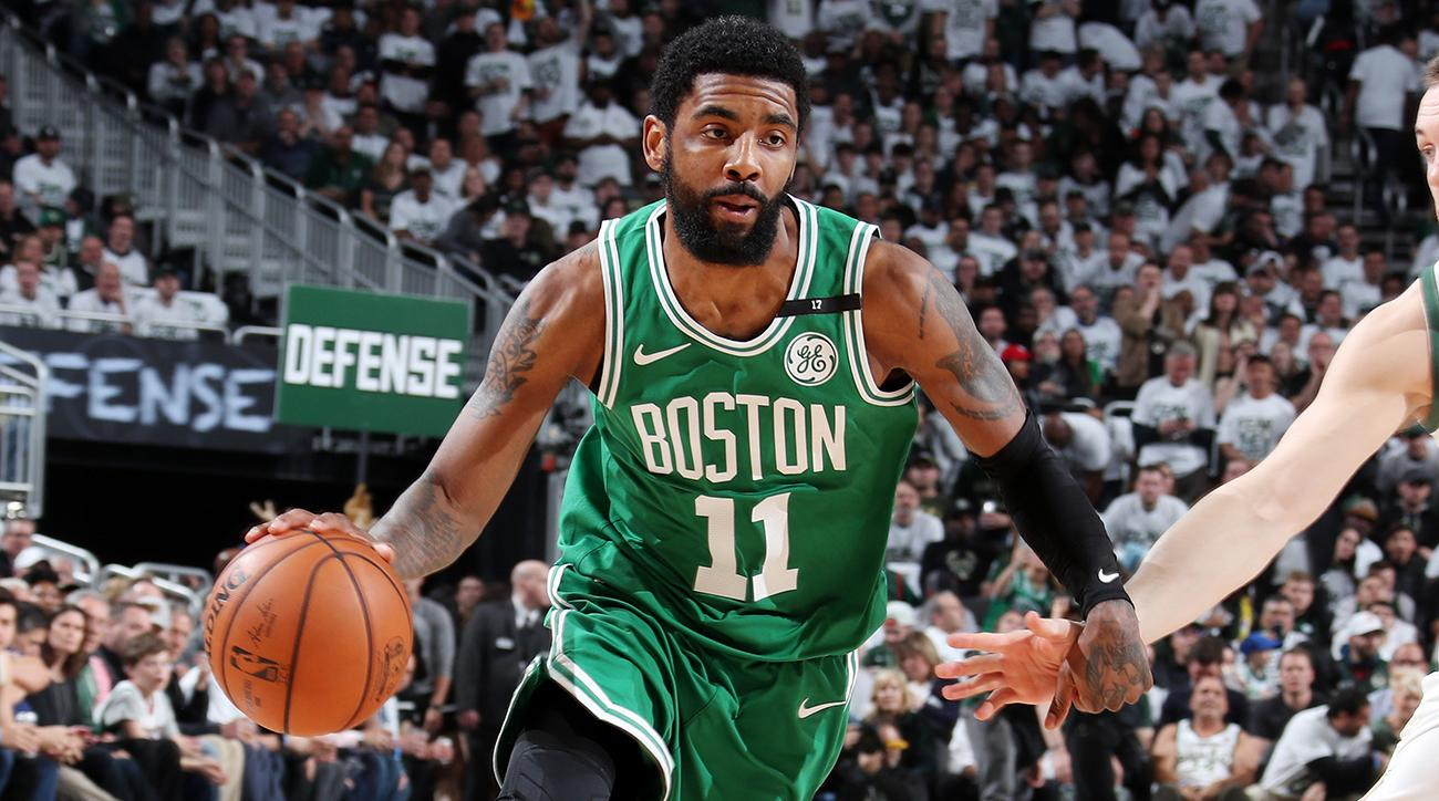 online retailer 94a28 42fb7 Which Kyrie Irving Will Show Up in Game 3 Vs. Bucks