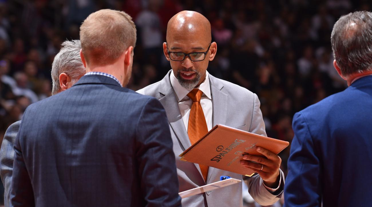 Suns' New Head Coach Monty Williams Shows Heart, Compassion