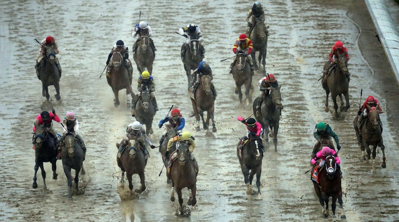 Kentucky Derby disqualified maximum security country house