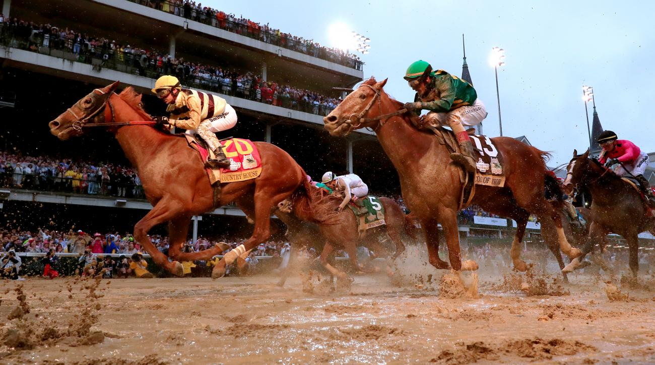 DISQUALIFIED: Inside the Historic Decision That Shocked the Kentucky Derby